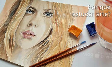 Por que estudar arte?
