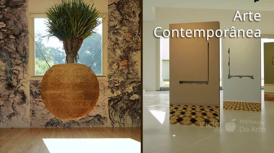 O que é arte contemporânea?