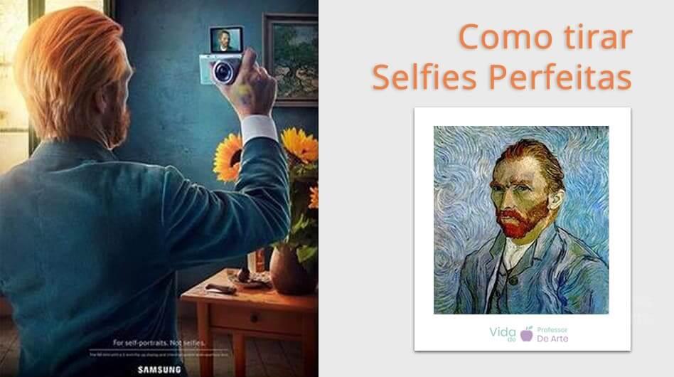 Como tirar boas fotos com o celular? Selfies perfeitas